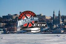 Début du Challenge Midget AAA - CCM au Saguenay
