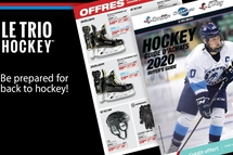 Sports Rousseau, Hockey Experts and l'Entrepôt du Hockey are your Destinations for All Your Hockey Needs