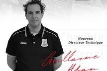 Guillaume Adam nouveau Directeur technique