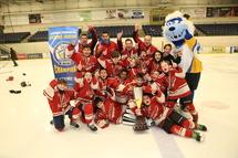 Blizzards Atome B | Champions du tournoi provincial Terrebonne