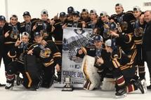 Les Lions du Lac St-Louis ont remporté la Coupe Dodge dans le Bantam AAA.