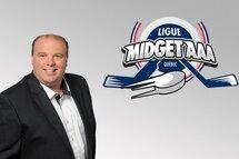 Yanick Lévesque nommé à la présidence de la Ligue Midget AAA