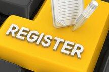 2018 Online registration will start on November 1st