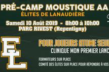 Pré-camp Moustique AA