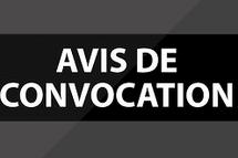 Assemblée Générale Spéciale (23 aout 2019)