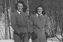 Les jumelles Wurtele (Photo: Wikipédia)