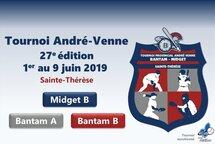 Tournoi André-Venne : les inscriptions sont commencées!