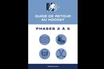 Retour au hockey : Hockey Québec partage son Guide pour les phases 2 à 5