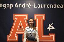 Une nouvelle attaquante se joint à l'équipe de Volleyball féminin du Boomerang