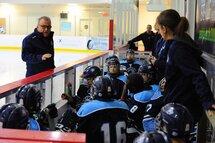 15 athlètes invités au camp préparatoire de parahockey