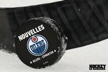 Oilers : trois mois d'absence pour l'espoir Dylan Holloway
