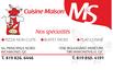 Cuisine Maison M &S