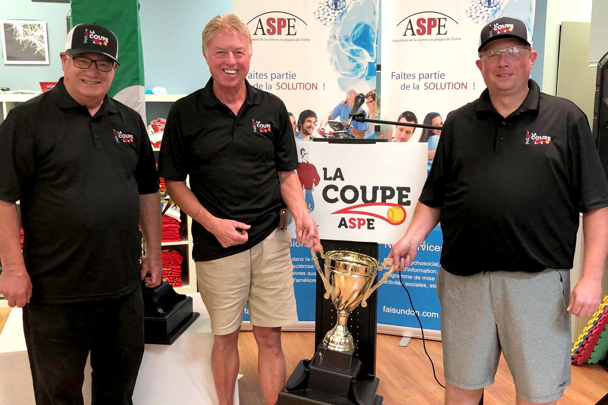 La Coupe ASPE est fière d'annoncer sa collaboration avec La Classique Pif des portes Makie et Sports-Trans Action