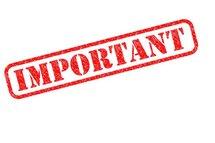 Message important aux responsables NOVICE A-B-C