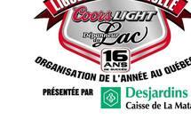 Une semaine occupée et positive pour la ligue de balle molle Coors Light/Dépanneur du Lac de Matane!