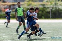 Soccer masculin-Crédit photo: James Hajjar