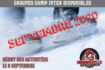 groupes inter disponibles
