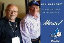 Marquer l'histoire de l'Estrie : Guy Mathonet