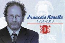 Décès du président des Diamants, M. François Rouette