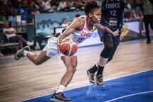 Le Canada et Nirra Fields en quart de finale de la Coupe du Monde FIBA !