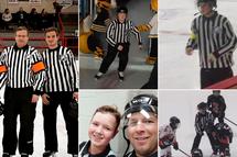 Des officiels de hockey mineur se démarquent (1re partie)
