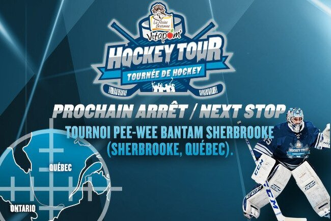Prochaine visite: Sherbrooke