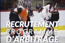 Lancement de saison 2018-2019 Recrutement programme d'arbitrage : d'ancien joueur à officiel
