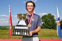 Christopher Vandette (Golf Canada)
