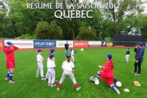 Le baseball féminin à l'honneur dans la région de Québec