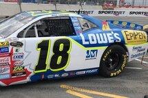Le cinquantième départ d'Alex Tagliani en série NASCAR Pinty's s'est soldé par une 14e position à l'arrivée à la suite d'un bris mécanique qui a ralenti sa vitesse en fin de course lors du Grand Prix Pinty's de Toronto.