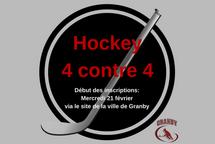 Hockey 4 contre 4