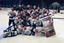 Les Patriotes Peewee AAA Relève sont Champions  Tournoi Provincial de Hockey Pee-Wee de Jonquière