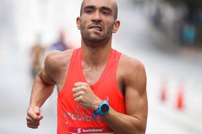 9000km de course en 12 mois!