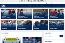 Le site web de Hockey Québec fait peau neuve