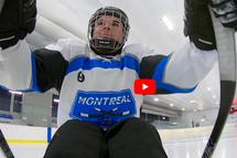 Dans l'univers du parahockey