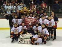 Panthères Atome A1 Champions des Régionaux