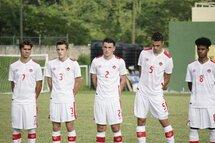 Émile Legault: un des nôtres est maintenant membre de l'équipe nationale U-17 de Canada Soccer