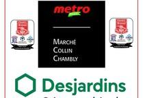 FESTIVAL FERMETURE METRO COLLIN & CAISSE DESJARDINS 5 et 6 SEPTEMBRE 2020