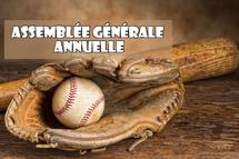 Assemblée générale annuelle 2021 de Baseball Laval