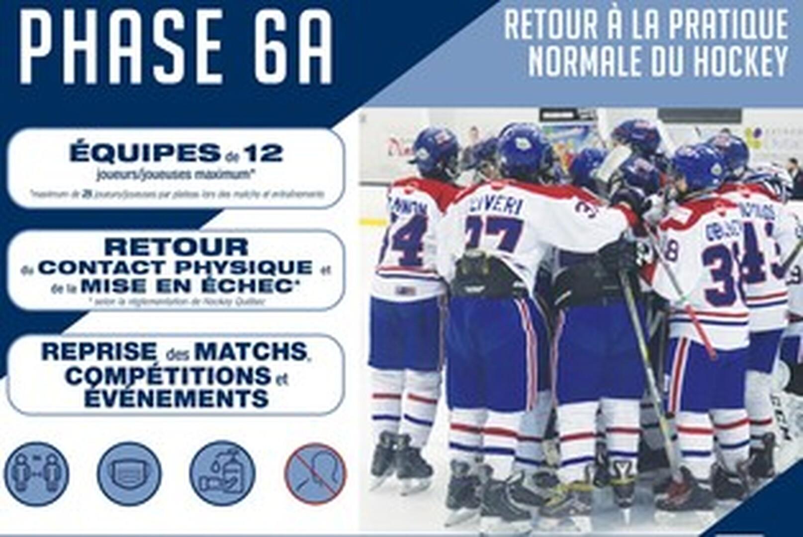 Return to Hockey August 2021
