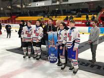 Finalistes Tournoi St-Hyacinthe 2020