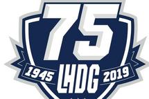 Le coeur à la fête : les Inouk souligneront les 75 ans de la Ligue de hockey dépression de Granby avant la partie de vendredi prochain (6 décembre 19h45)