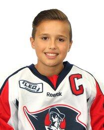 # 11 Justin Carbonneau - Avant