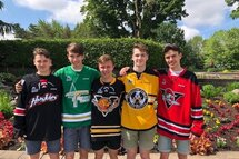 Repêchage LHJMQ 2019 - 5 anciens joueurs des Artilleurs de Farnham-Bedford sélectionnés