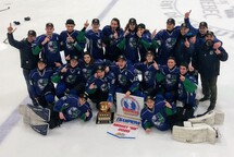 Grizzly Nordique Midget BB Champions