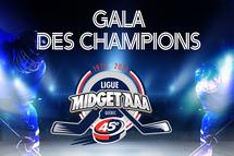 Présentation du Gala des Champions 2020-2021 de la Ligue midget AAA