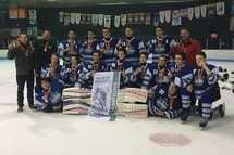 Les Estacades Midget A Champions !