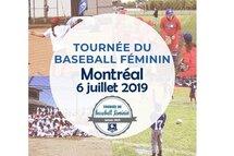 Clinique du baseball Féminin 2019
