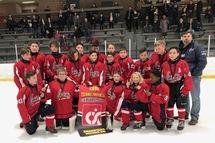 Laval-Est :  Pee-Wee BB Rangers
