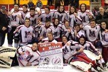 Les Mariniers de Sorel-Tracy champions des séries éliminatoires de la Ligue Élite Richelieu.